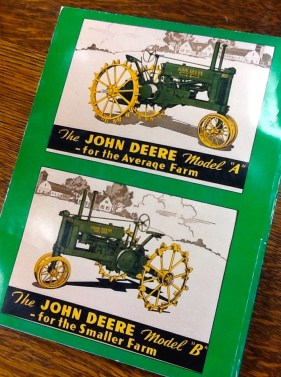 John Deere - Western MN Steam Threshers' Reunion