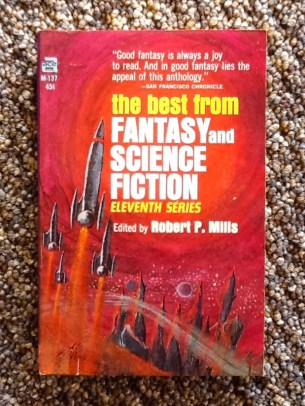 Best from Fantasy and Science Fiction