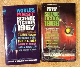 Vintage World's Best Science Fiction