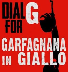 Antologia criminale Dial for G (Garfagnana in giallo 2017)