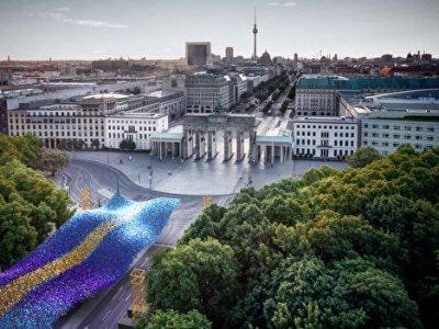 Vision in motion - Installazione Berlino 2019