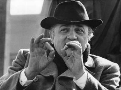 Federico Fellini 100