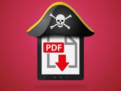 telegram pirateria libri