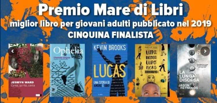 Premio Mare di Libri 2020