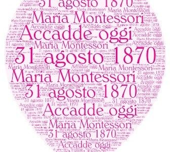 Maria Montessori balloon