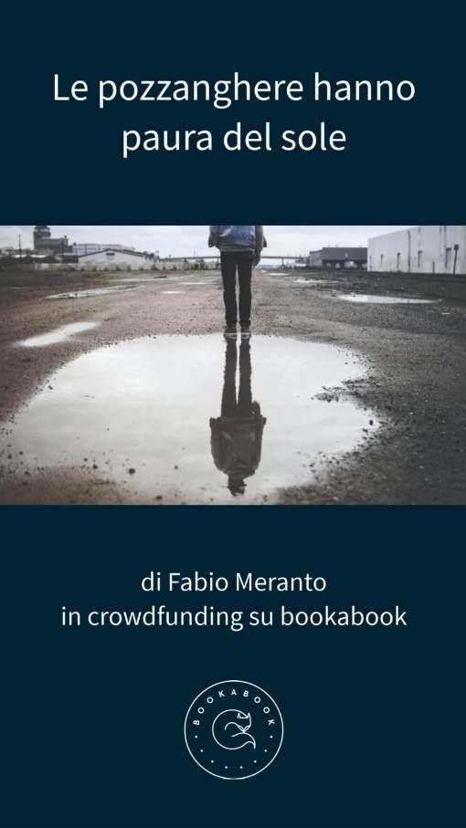 Le pozzanghere hanno paura del sole di Fabio Meranto - Bookabook