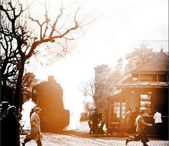 La città di vapore