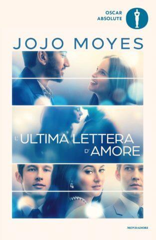Jojo Moyes , L'ultima lettera d'amore