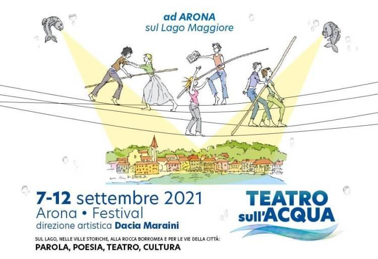 Il Teatro sull'Acqua 2021