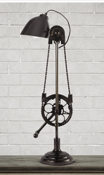 BICYCLE DESK LAMP