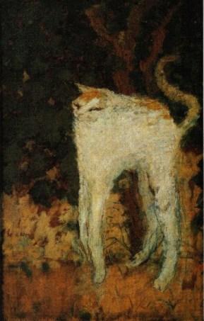 Bonnard - White Cat