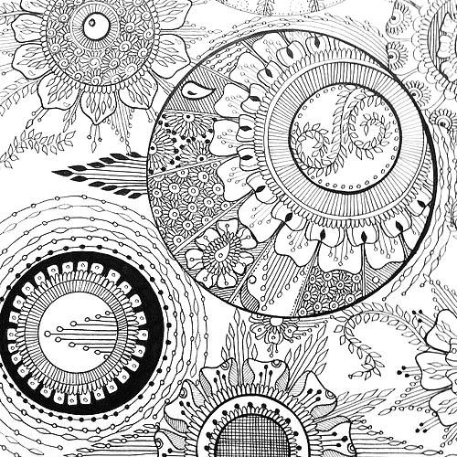 03. Зентангл – новое слово современного искусства