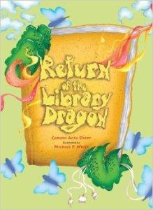 library dragon returns