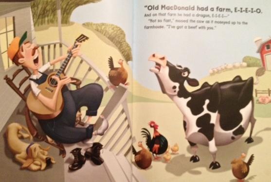Old MacDonald had a Dragon? – Books My Kids Read