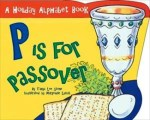 P is for passover cover