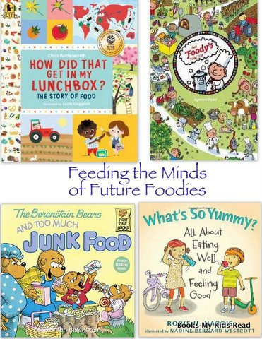 1-food books