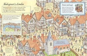see inside shakespeares london