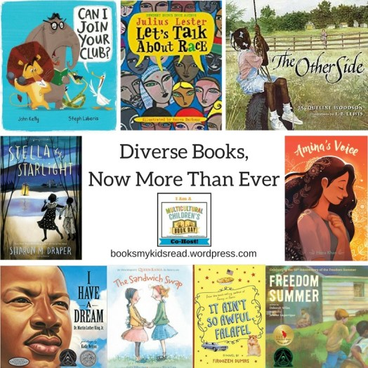 Diverse Books,Now More Than Ever
