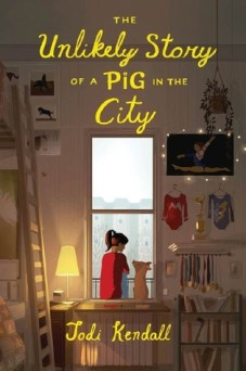 pig in the city