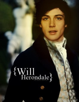 Will Herondale from The Infernal Device