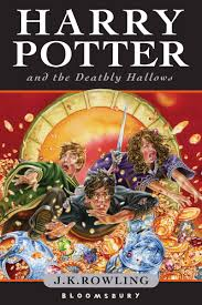 Harry Potter and the Deathly Hallow_bookcover