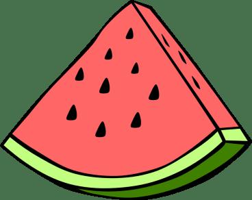 Watermelon Clipart 2