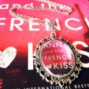 Anna and the French Kiss Pendant