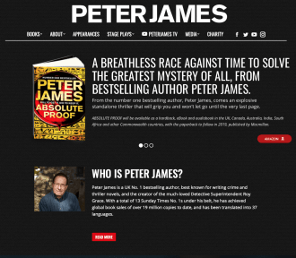 ? One Happy (Peter James) Book Winner