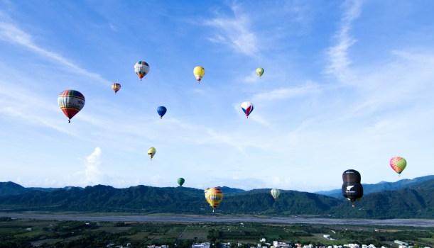 【2019持續更新】台東熱氣球嘉年華!場次、交通、行程安排、追球小撇步全攻略