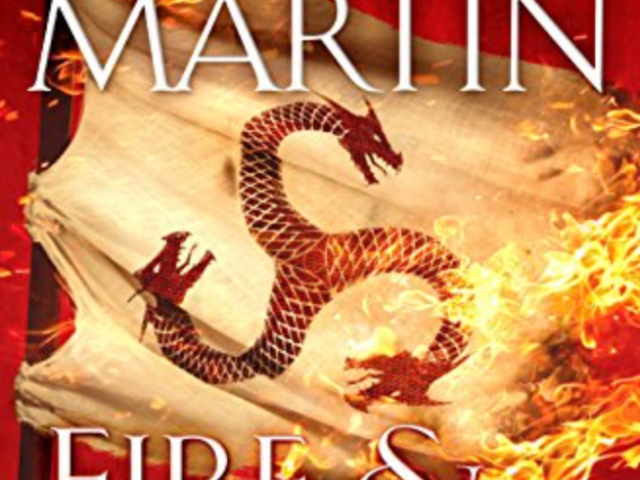 Book Review: Fire and Blood