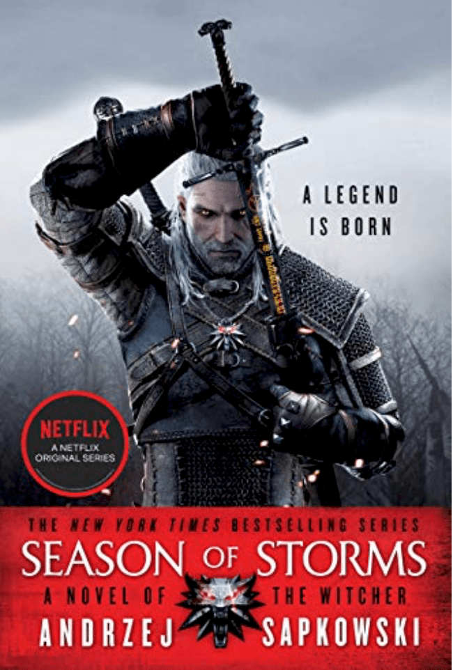Season of Storms book review