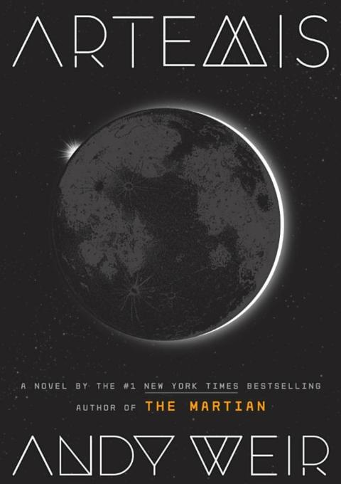 Artemis book cover