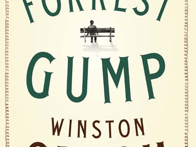 Forrest Gump: Book Review