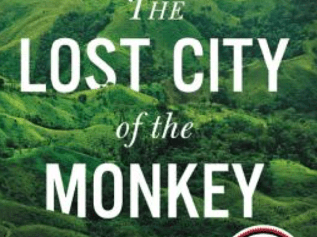 Book Review: The Lost City of the Monkey God