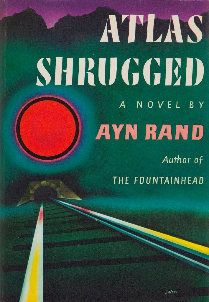Atlas Shrugged novel