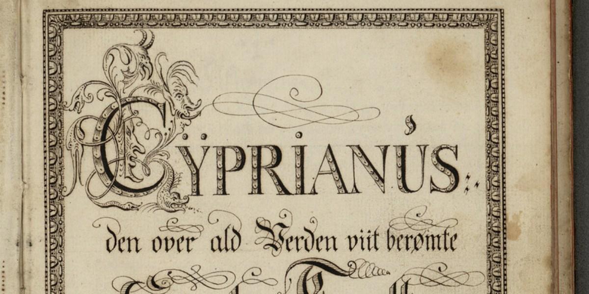 cyprianus