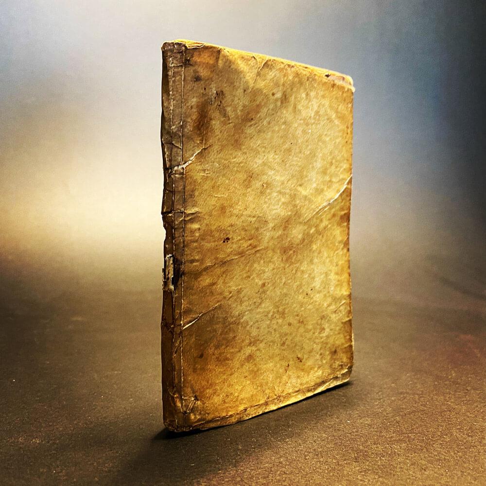 Binding Liber secretorum. Alberti Magni, 1510