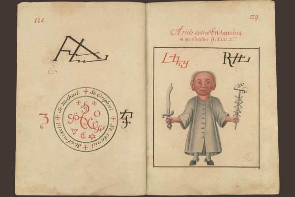 Faust's Magia Naturalis Et Innaturalis 1612