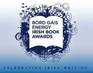 Irish Book Awards logo