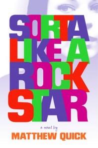 sorta like a rockstar