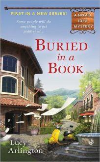 burried in a book