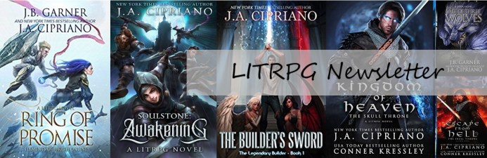 LITRPG - Newsletter