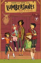 https://bookspoils.wordpress.com/2016/04/12/review-lumberjanes-vol-1-beware-the-kitten-holy-by-noelle-stevenson/