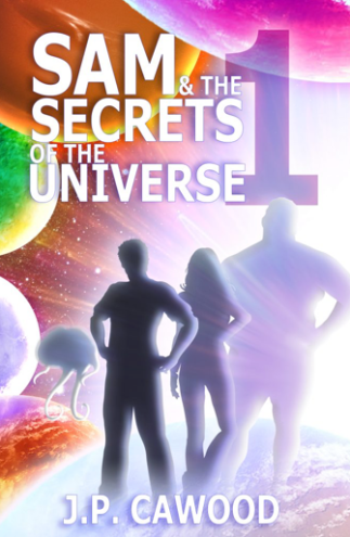 JP Cawood Secrets of the Universe