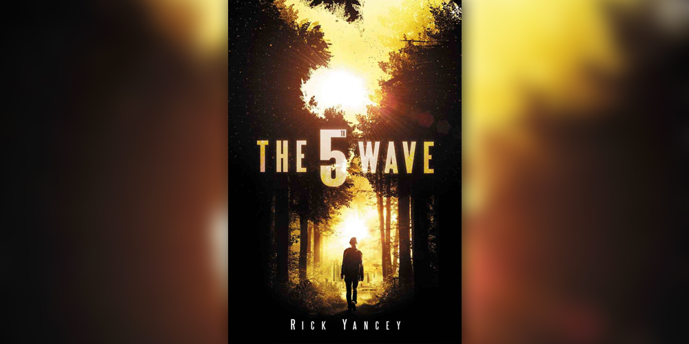 The 5th Wave Book Cover - Bookstacked