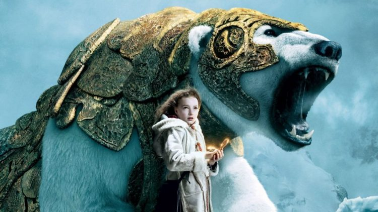 Lyra Belacqua in the Golden Compass movie