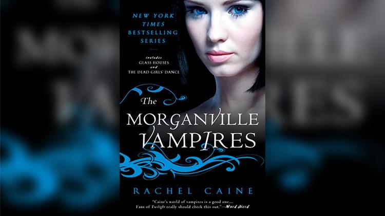 Morganville Vampires Cover