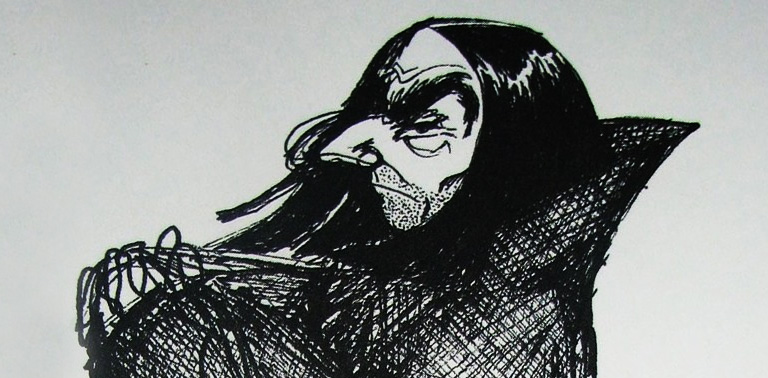 Severus Snape Sketch