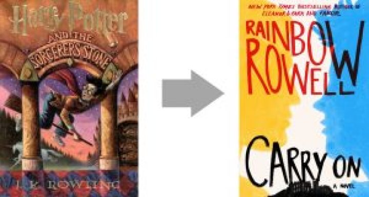 Harry Potter Carry On Read-Alike Similar books