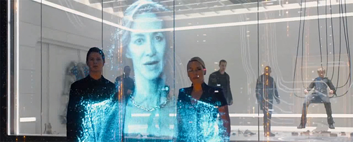 Possible Edith Prior in Insurgent